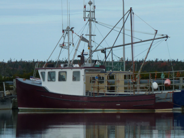 fishing boat Lobster for sale 11886.jpg