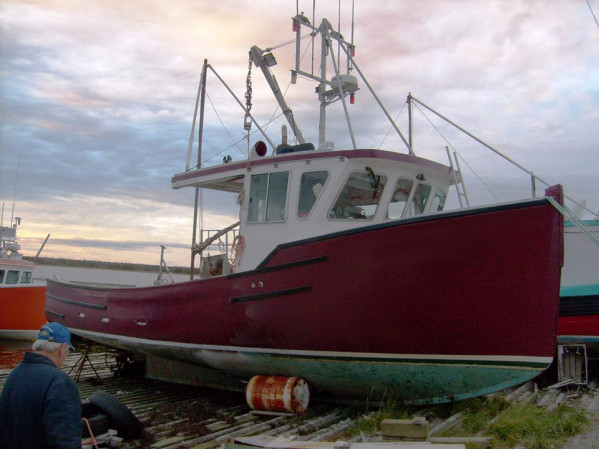 fishing boat Lobster for sale 11887.jpg