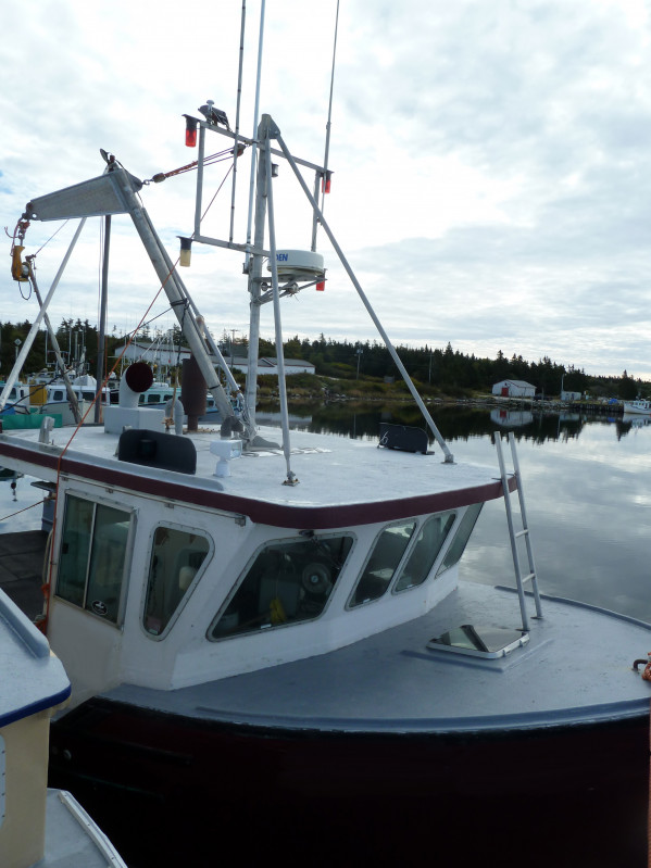 fishing boat Lobster for sale 11890.jpg