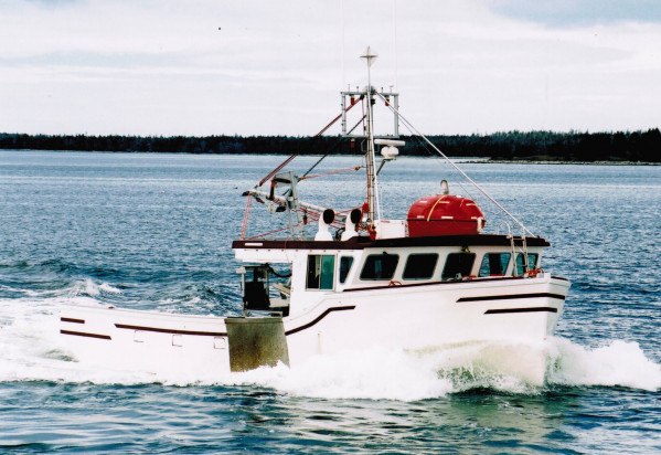 Commercial lobster fishing boat for Fishing boats for sale