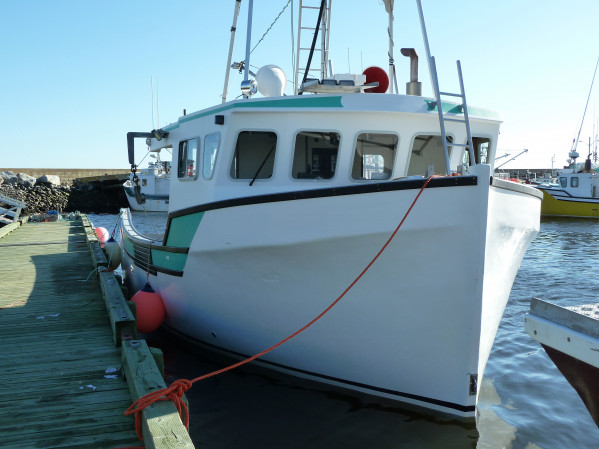 Novi marine brokers listing 6750 for Crab fishing boats for sale