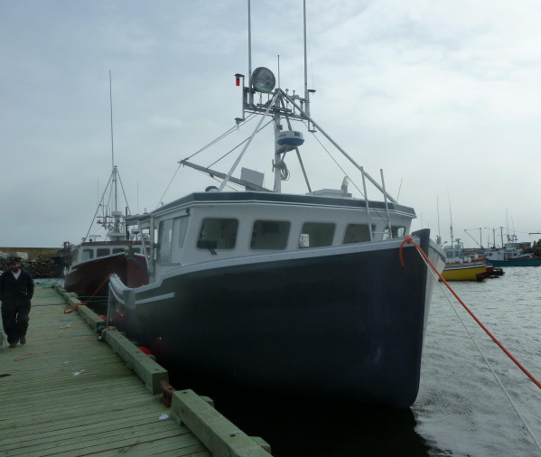 fishing boat Lobster for sale 12789.jpg