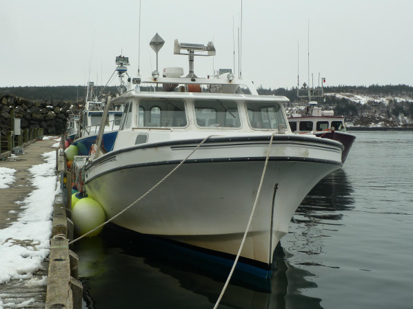 Commercial fishing boats for sale in florida for Fishing pontoons for sale