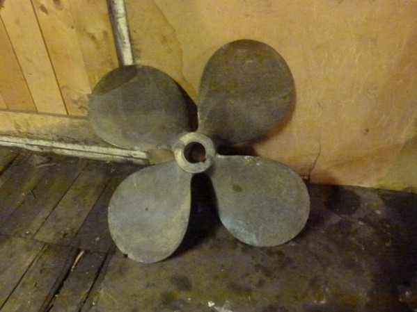 fishing gear Propeller Miscellaneous  for sale 13628.JPG