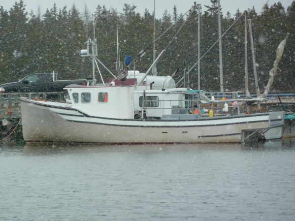 fishing boat Lobster for sale 13665.jpg