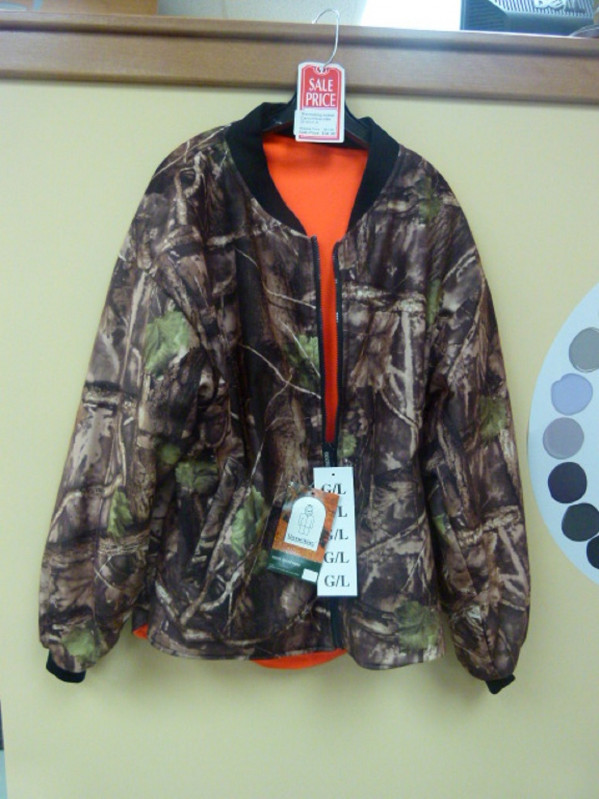 fishing gear Jacket Clothing   Apparel for sale 13880.jpg