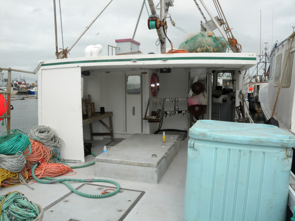 fishing boat Groundfish Lobster for sale 14374.jpg