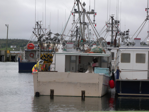 fishing boat Groundfish Lobster for sale 14394.jpg
