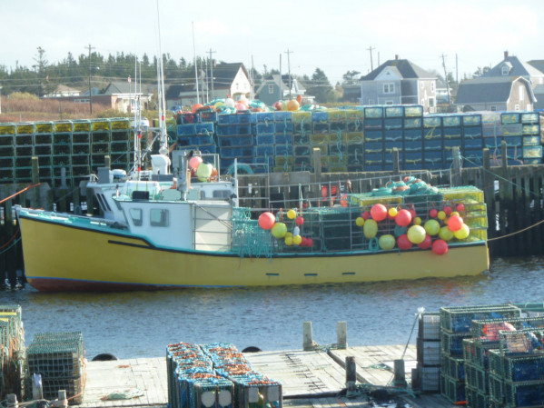 fishing boat Lobster for sale 16473.jpg