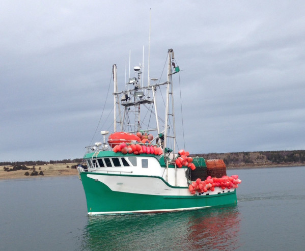Novi marine brokers listing 8056 for Crab fishing boats for sale