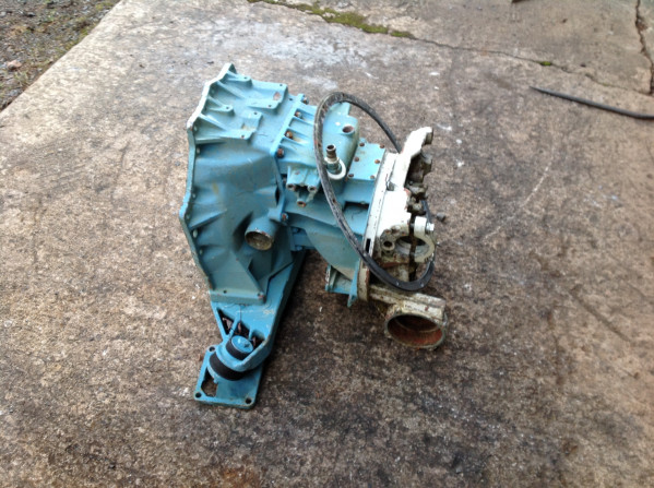 fishing gear Engine Housing Mechanical for sale 17329.JPG