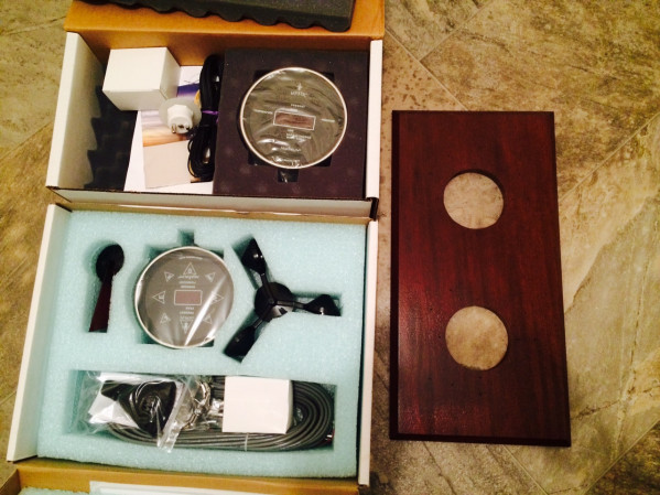 fishing gear Ships Clock and Weather Station Miscellaneous  for sale 19346.JPG