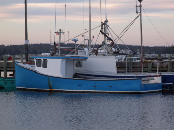 fishing boat Groundfish Lobster for sale 19466.jpg