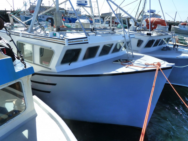 fishing boat Lobster for sale 20441.jpg