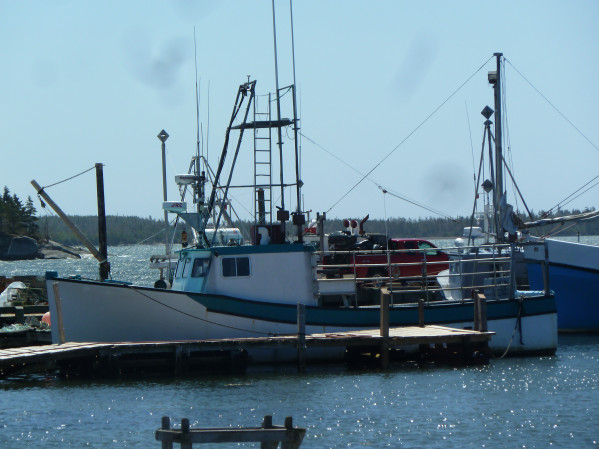 fishing boat Lobster for sale 20579.jpg