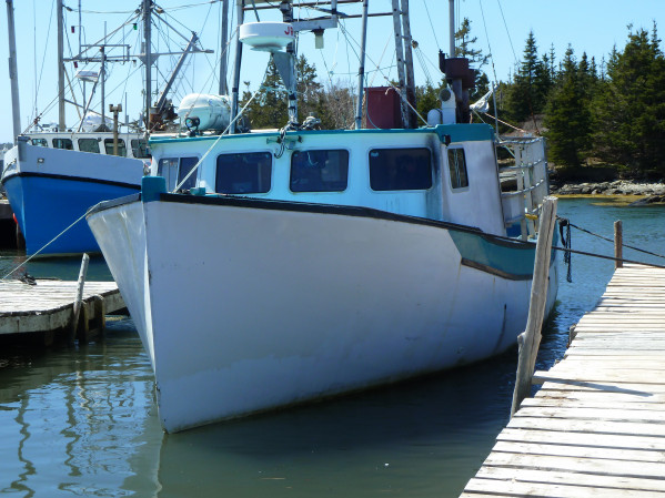 fishing boat Lobster for sale 20580.jpg