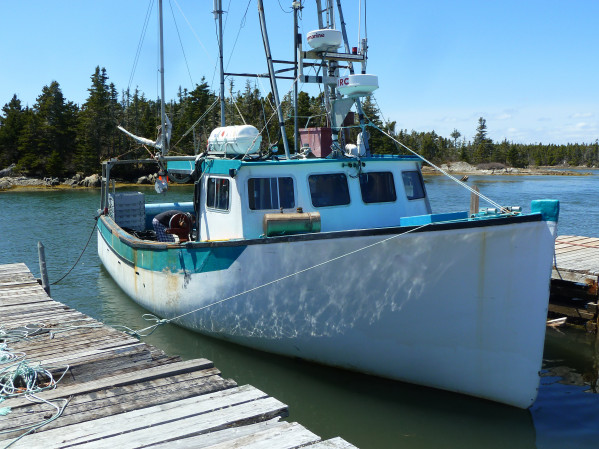 fishing boat Lobster for sale 20581.jpg