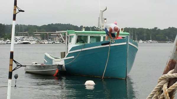 fishing boat Lobster for sale 21143.jpg