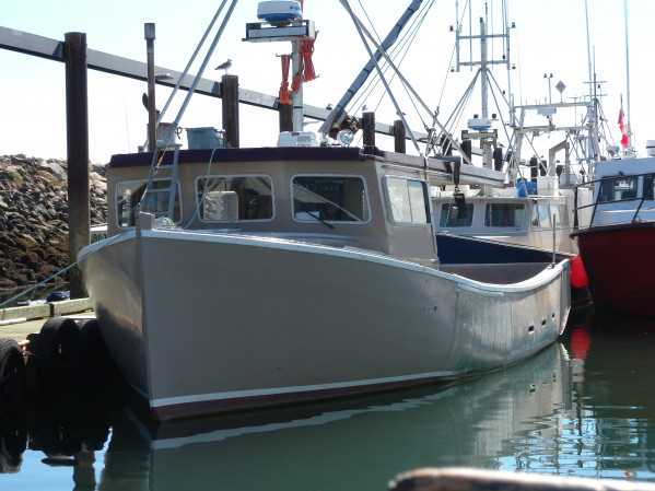 fishing boat Groundfish Lobster for sale 21260.jpg