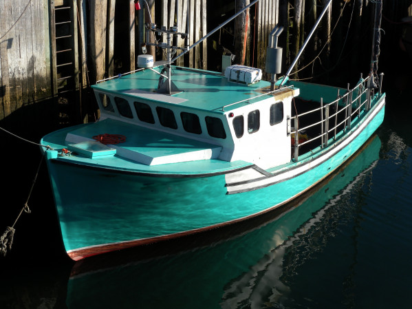 fishing boat Lobster for sale 22716.jpg