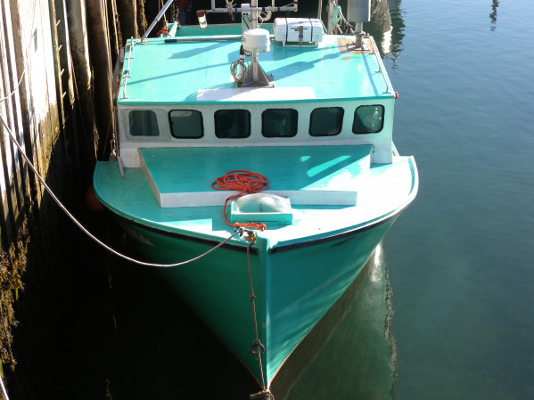 fishing boat Lobster for sale 22719.jpg