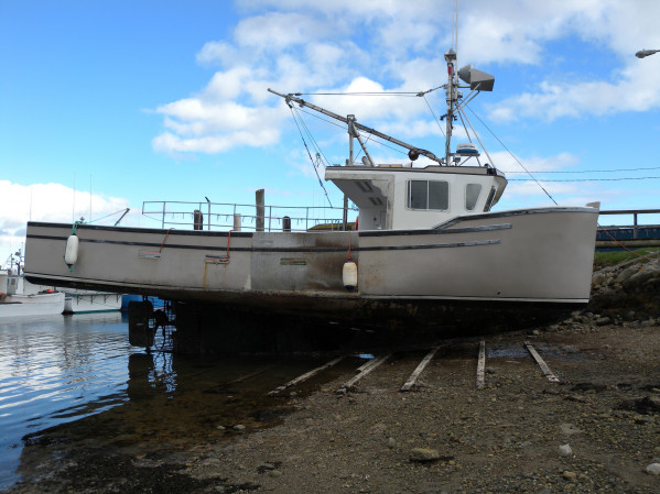 fishing boat Lobster for sale 23192.jpg