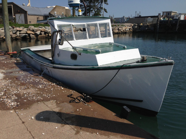 fishing boat Groundfish Lobster for sale 23298.jpg