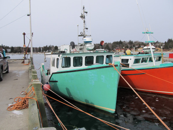 fishing boat Lobster for sale 23550.jpg