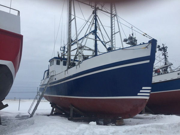 fishing boat Lobster Herring Scallop Crab for sale 23671.JPG