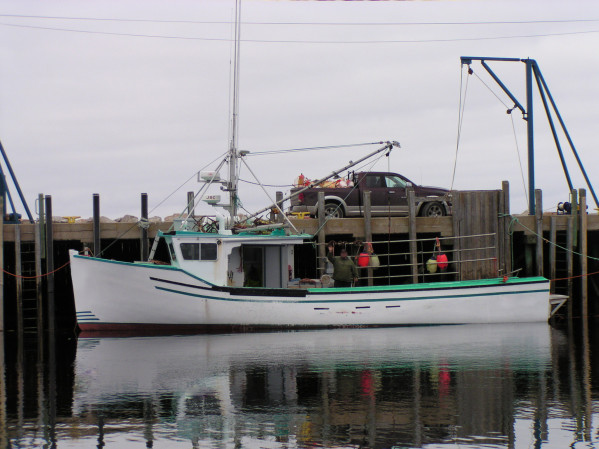 fishing boat Lobster for sale 23677.jpg