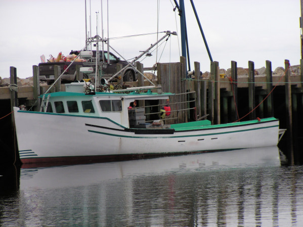 fishing boat Lobster for sale 23678.jpg