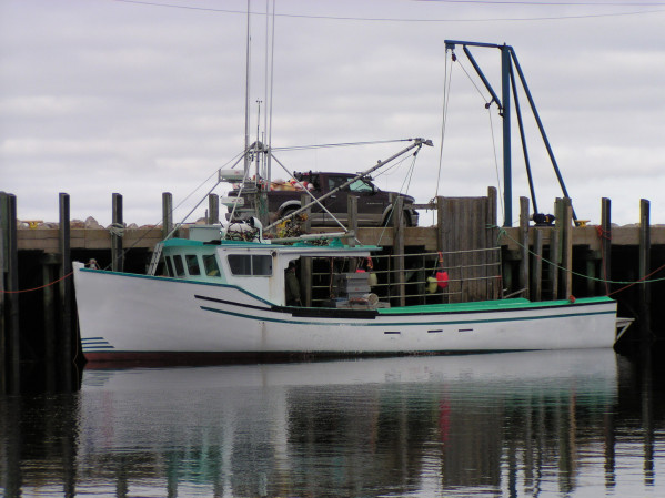 fishing boat Lobster for sale 23679.jpg