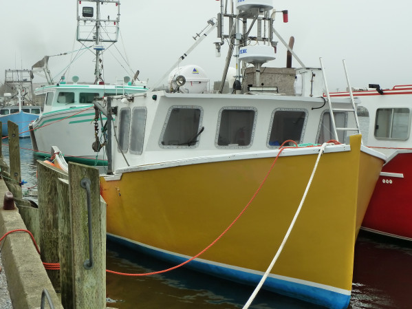 fishing boat Lobster for sale 23878.jpg