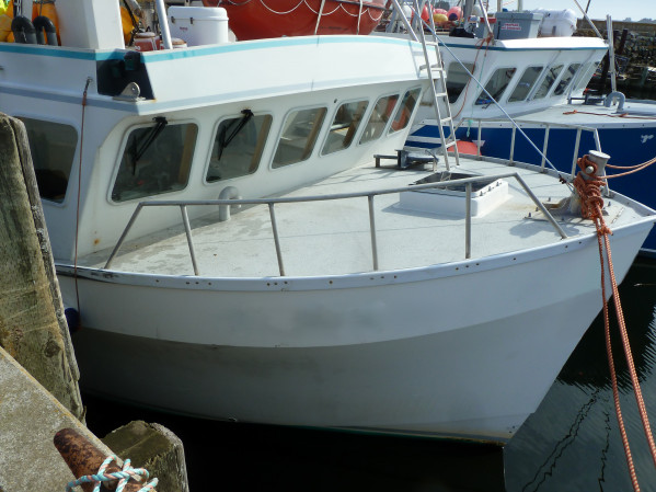fishing boat Lobster for sale 23949.jpg