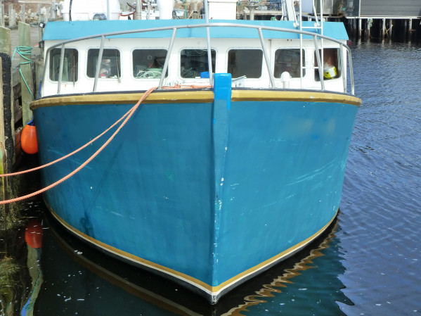 fishing boat Lobster for sale 23986.jpg