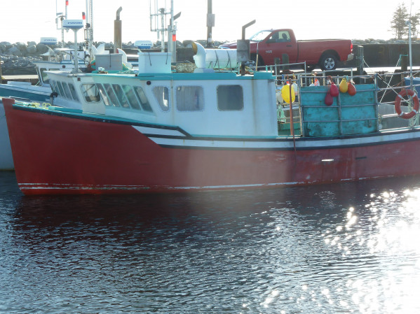 fishing boat Lobster for sale 24179.jpg