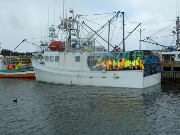 fishing boat Lobster for sale 24230.jpg