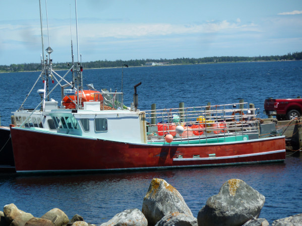 fishing boat Lobster for sale 25229.jpg