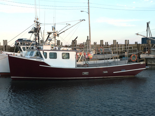 fishing boat Lobster for sale 25663.jpg