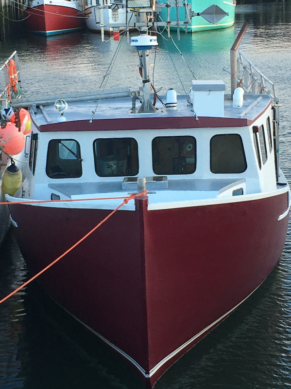 fishing boat Lobster for sale 25665.JPG