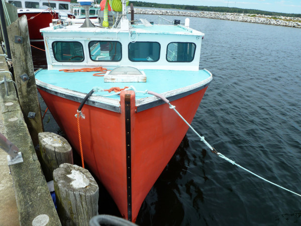 fishing boat Lobster for sale 25782.jpg