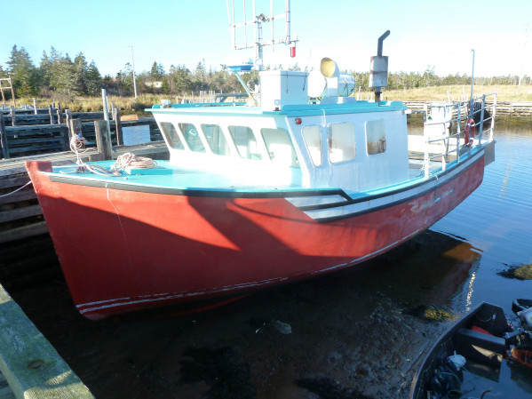 fishing boat Lobster for sale 27192.jpg