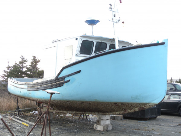 fishing boat Lobster for sale 27246.JPG
