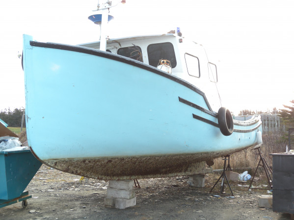 fishing boat Lobster for sale 27251.JPG