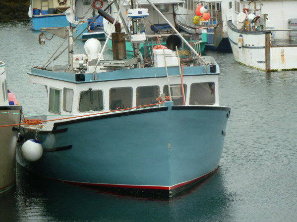 fishing boat Groundfish Lobster for sale 24333.jpg