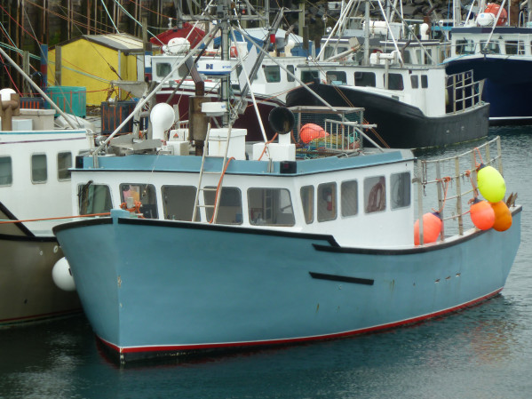 fishing boat Groundfish Lobster for sale 24335.jpg