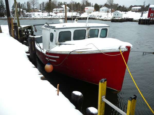fishing boat Lobster for sale 27744.JPG