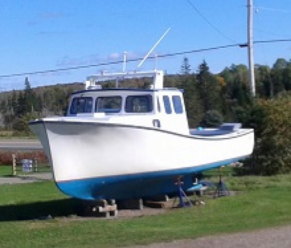 fishing boat Lobster for sale 27878.jpg