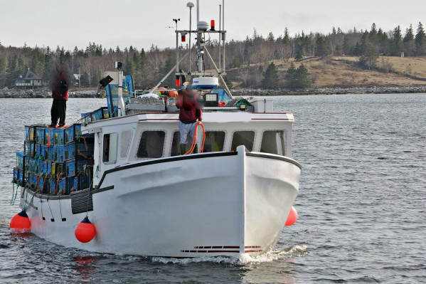 fishing boat Lobster for sale 28381.JPG