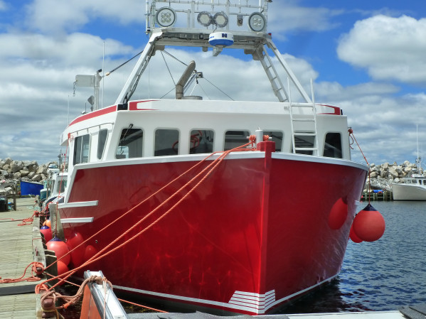 fishing boat Lobster for sale 28795.JPG
